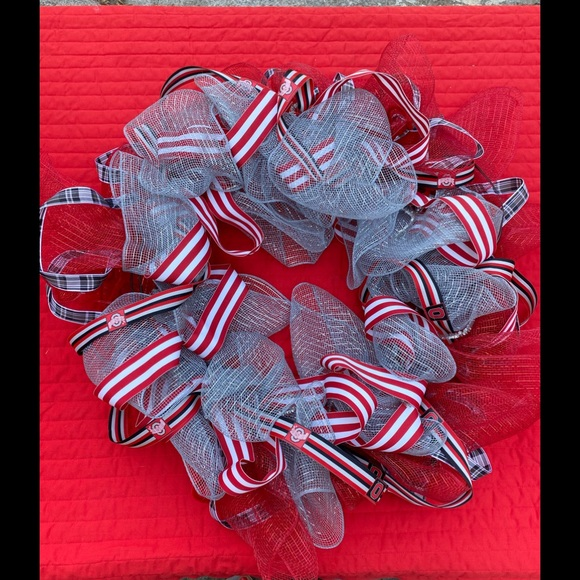 Other - 🛑OHIO STATE wreath
